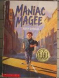 1993 winner maniac magee by jerry spinelli maniac magee is a newbery