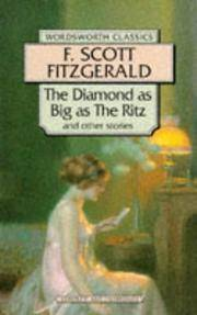 "The Diamond As Big As the Ritz"" and Other Stories"