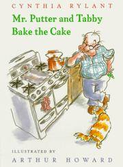 Mr Putter & Tabby Bake the Cake