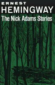 The Nick Adams Stories